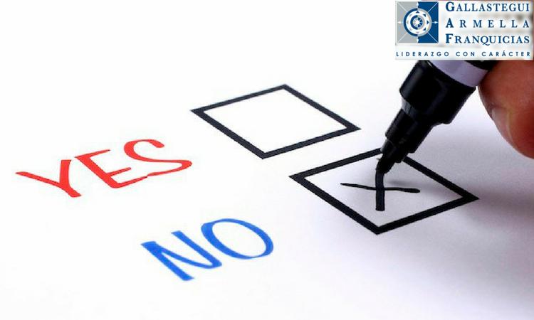 Desarrolla el hábito de decir no para saber cuando decirlo